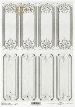 Reispapier für Serviettentechnik und Decoupage R1701