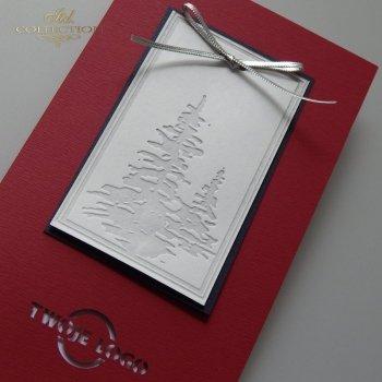 Weihnachtskarten für Unternehmen / Weihnachtskarte K606