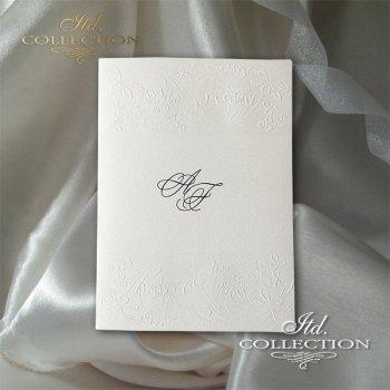 Einladungskarten / Hochzeitskarte 2017