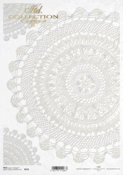 Reispapier für Serviettentechnik und Decoupage R0555