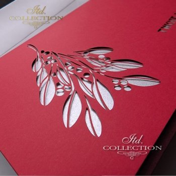 Weihnachtskarten für Unternehmen / Weihnachtskarte K468-J