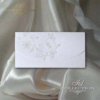 Einladungskarten / Hochzeitskarte 1517