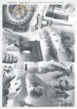 Reispapier für Serviettentechnik und Decoupage R0056