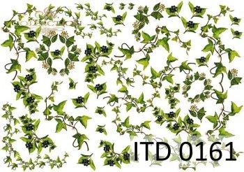 Decoupage paper ITD D0161M