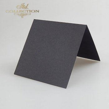Card Base BDK-013 * black colour