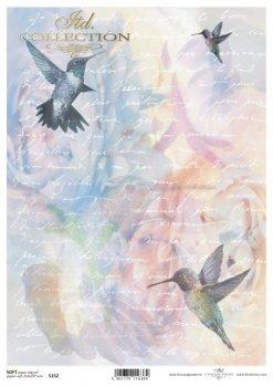 Decoupage paper Soft ITD S0152