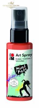 Marabu Art Spray 50 ml * Red Orange 023