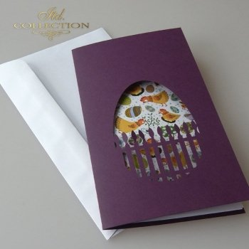 Easter card KW221