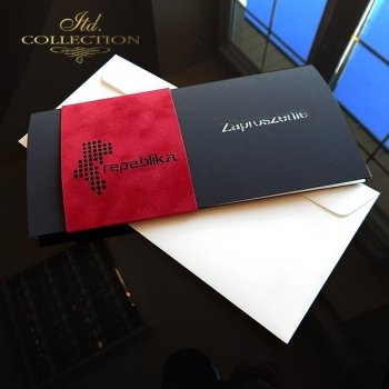 Business invitation ZB1053