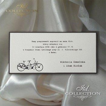 Invitations / Wedding Invitation 2006