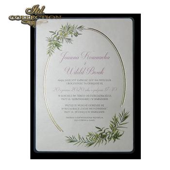 Invitations / Wedding Invitation 2073