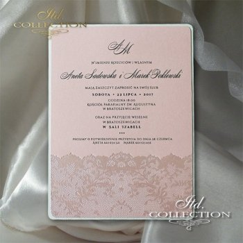 Invitations / Wedding Invitation 2030