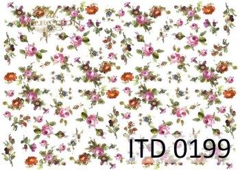 Decoupage paper ITD D0199M