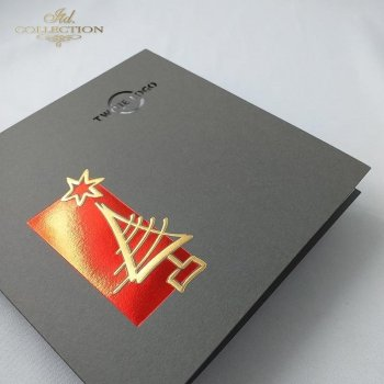Christmas cards for business / Christmas card K639