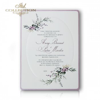 Invitations / Wedding Invitation 2075