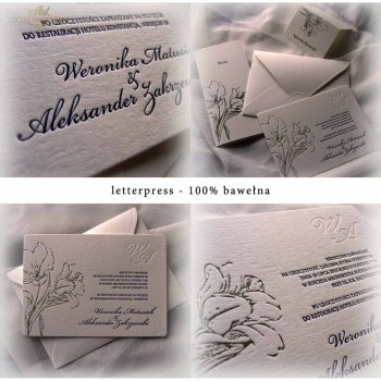 Invitations / Wedding Invitation 1742_001