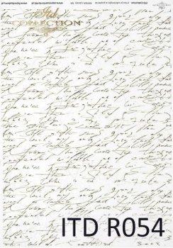 Papier ryżowy ITD R0054