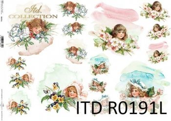 Papier ryżowy ITD R0191L