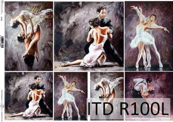 Papier ryżowy ITD R0100L