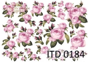 Papier decoupage ITD D0184M