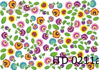 Papier decoupage ITD D0211