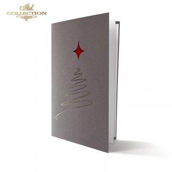 Kartki bożonarodzeniowe / kartka świąteczna K602