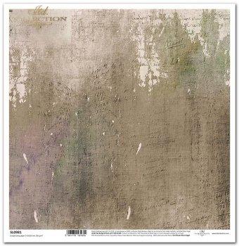 Papier scrapbooking SL0981