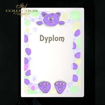 dyplom DS0030