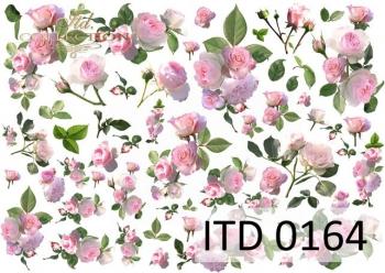 Papier decoupage ITD D0164