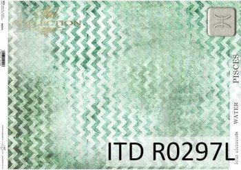 Papier ryżowy ITD R0297L