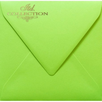 KOPERTA KP02.16 'K4' 155x155 zielona