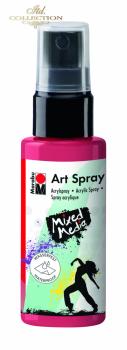 Acrylic spray Marabu Art 50 ml - Cherry Red 031