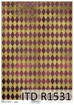 Papier ryżowy ITD R1531