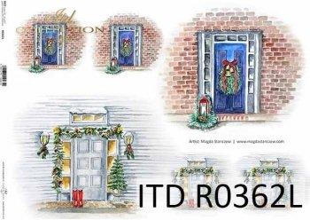 Papier ryżowy ITD R0362L