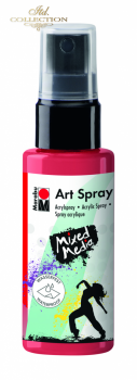 Acrylic spray Marabu Art 50 ml - Flamingo 212