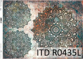 Papier ryżowy ITD R0435L