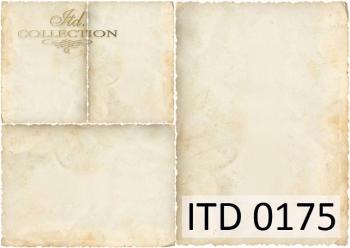 Papier decoupage ITD D0175M