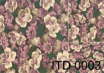Papier decoupage ITD D0003
