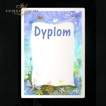 dyplom DS0001