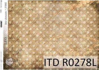 Papier ryżowy ITD R0278L