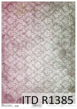 Papier ryżowy ITD R1385