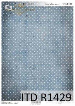 Papier ryżowy ITD R1429