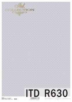 Papier ryżowy ITD R0630