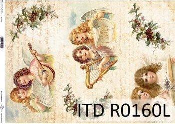 Papier ryżowy ITD R0160L