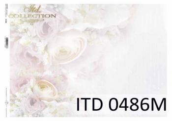 Papier decoupage ITD D0486M