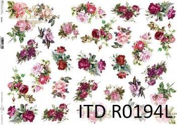 Papier ryżowy ITD R0194L