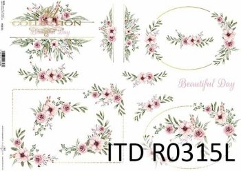 Papier ryżowy ITD R0315L