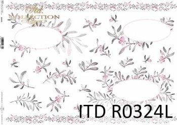 Papier ryżowy ITD R0324L