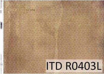 Papier ryżowy ITD R0403L