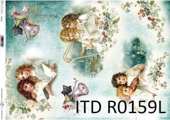 Papier ryżowy ITD R0159L